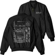 Born Of Osiris - Echo Lightweight Bomber Jacket