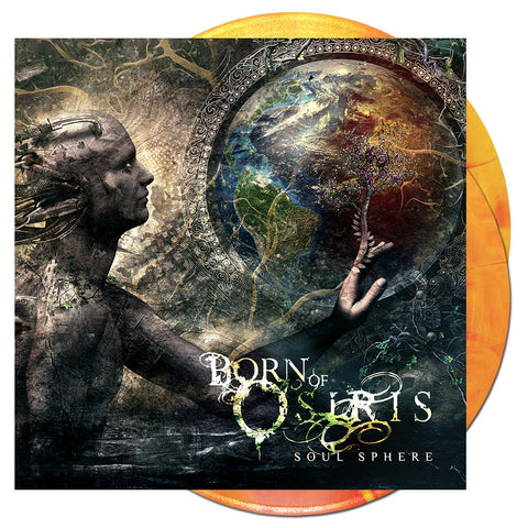 Born Of Osiris - 'Soul Sphere' Sunburst Vinyl