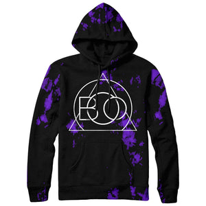 Born Of Osiris - Purple Dye Hoodie