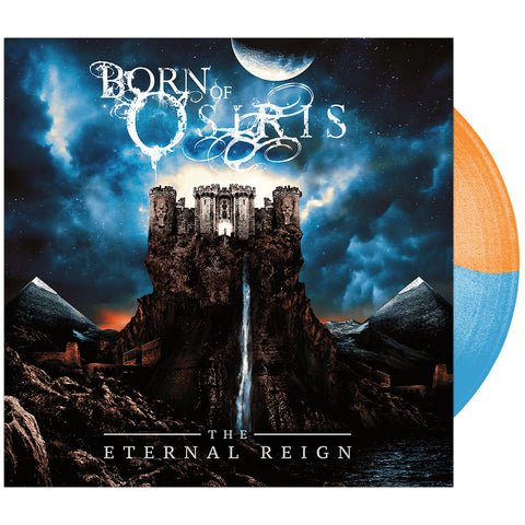 Born Of Osiris - The Eternal Reign 'Trans Blue & Opaque Orange' Vinyl