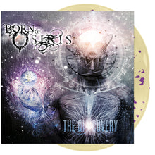Born Of Osiris - 'The Discovery' Cream w/Purple Splatter Vinyl