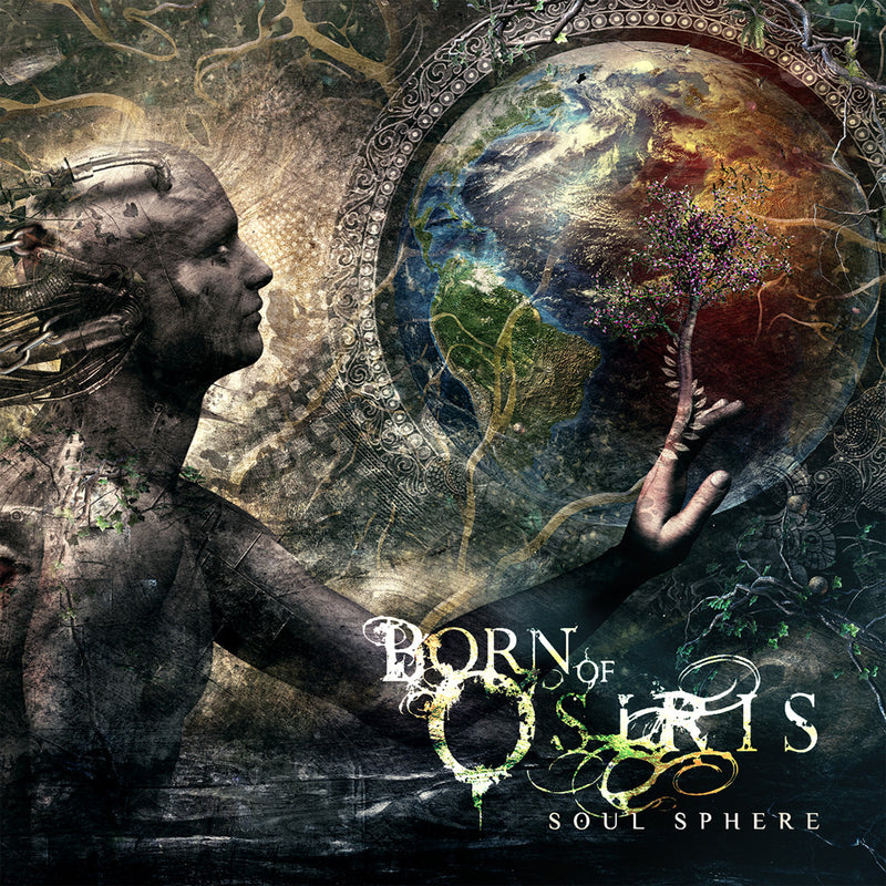 Born Of Osiris - 'Soul Sphere' CD