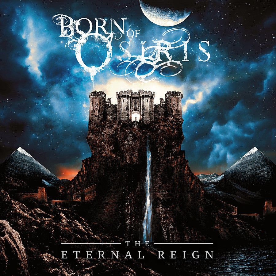 Born Of Osiris - 'The Eternal Reign' CD