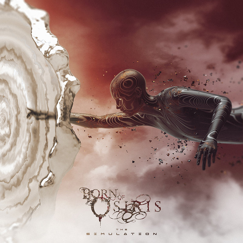 Born Of Osiris - 'The Simulation' CD