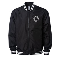 Bad Omens - Lancet Black and White Bomber