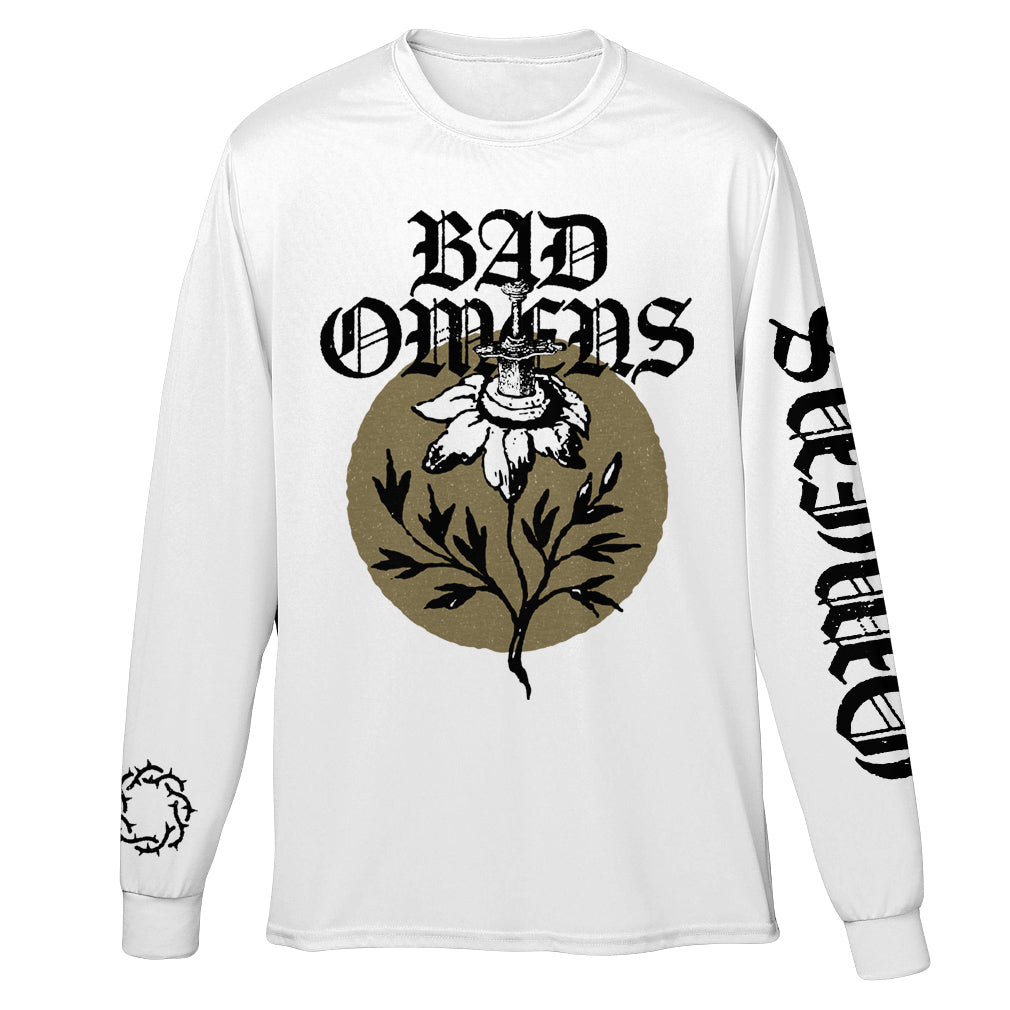 Bad Omens - Sunflower Long Sleeve