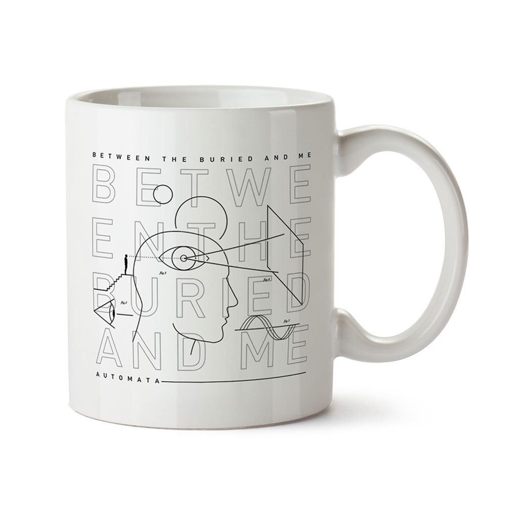 Between The Buried And Me - 'Automata' Coffee Mug