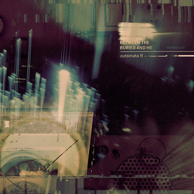 Between The Buried And Me - 'Automata II' EP CD Digipak