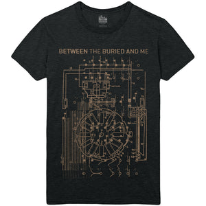 Between The Buried And Me - Blueprint Tee
