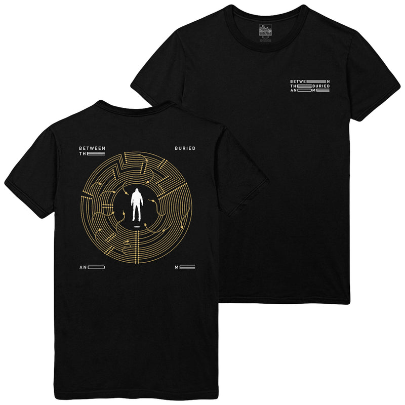 Between The Buried And Me - Serpent Tee