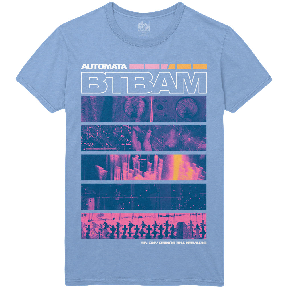 Between The Buried And Me - Stacked Tee