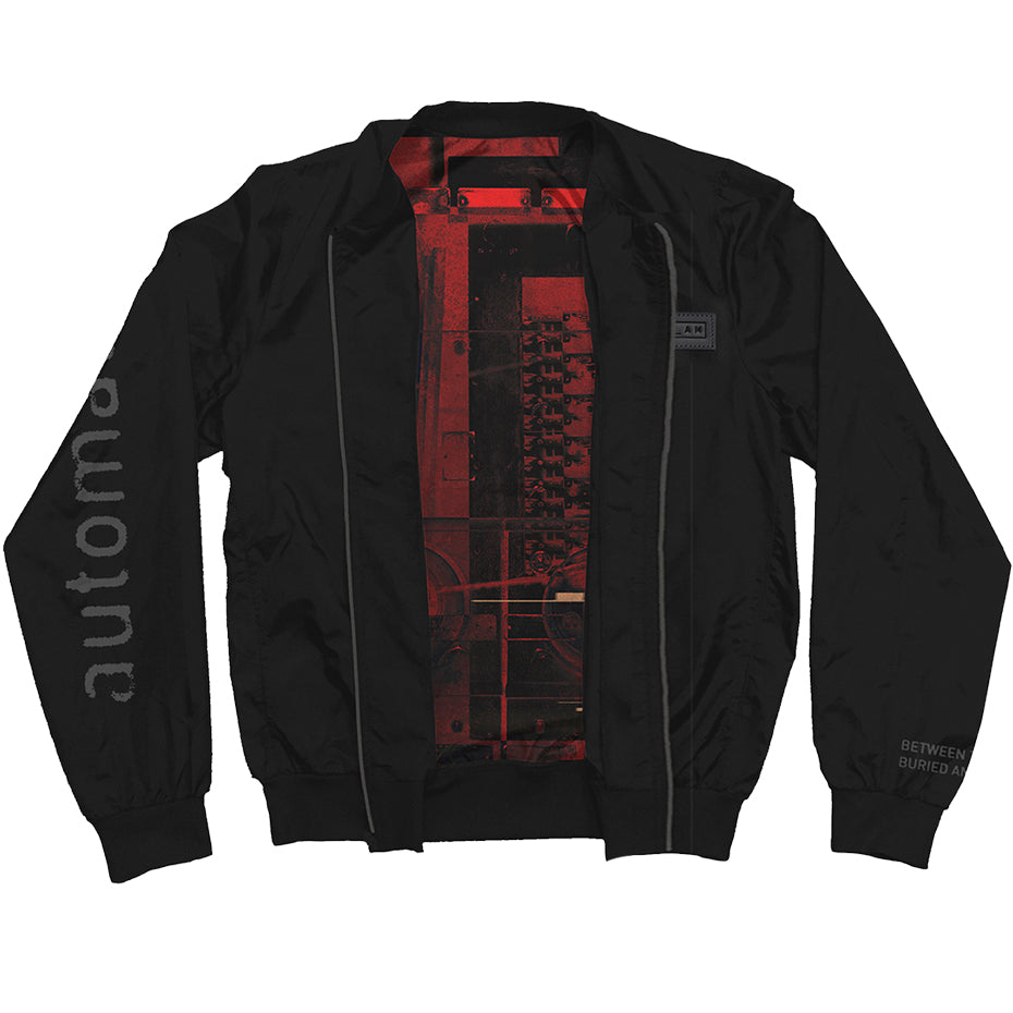 Between The Buried And Me - Custom Lined Bomber