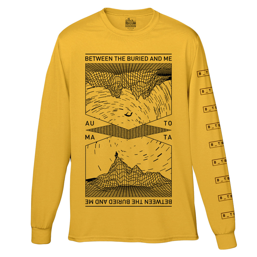 Between The Buried And Me - Yellow Eyes Longsleeve