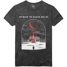 Between The Buried And Me - House Organ Stone Wash Tee