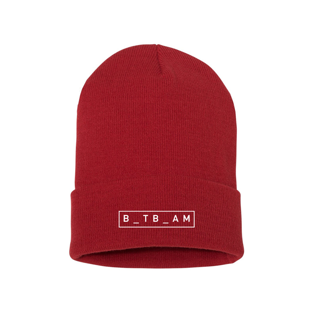 Between The Buried And Me - Maroon Beanie