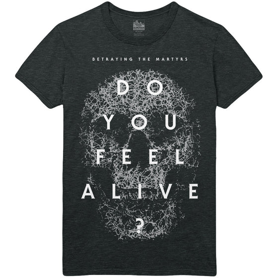 Betraying The Martyrs - Alive Heather Charcoal Tee
