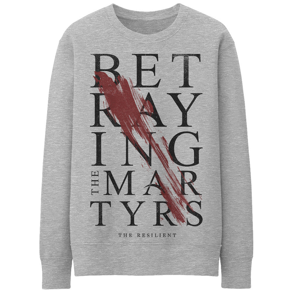 Betraying The Martyrs - Blood Swipe Crewneck