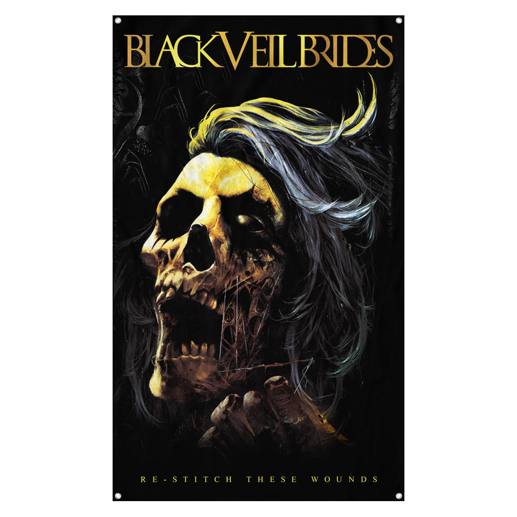 Black Veil Brides - Wall Flag