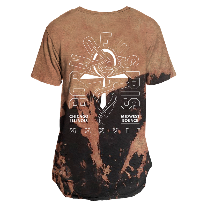 Born Of Osiris - Midwest Bounce Tee