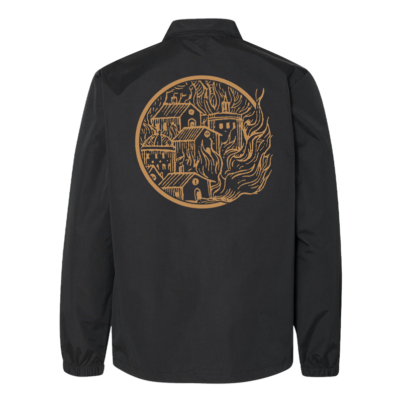 Asking Alexandria - LAHOF Coach Jacket - Pre-order