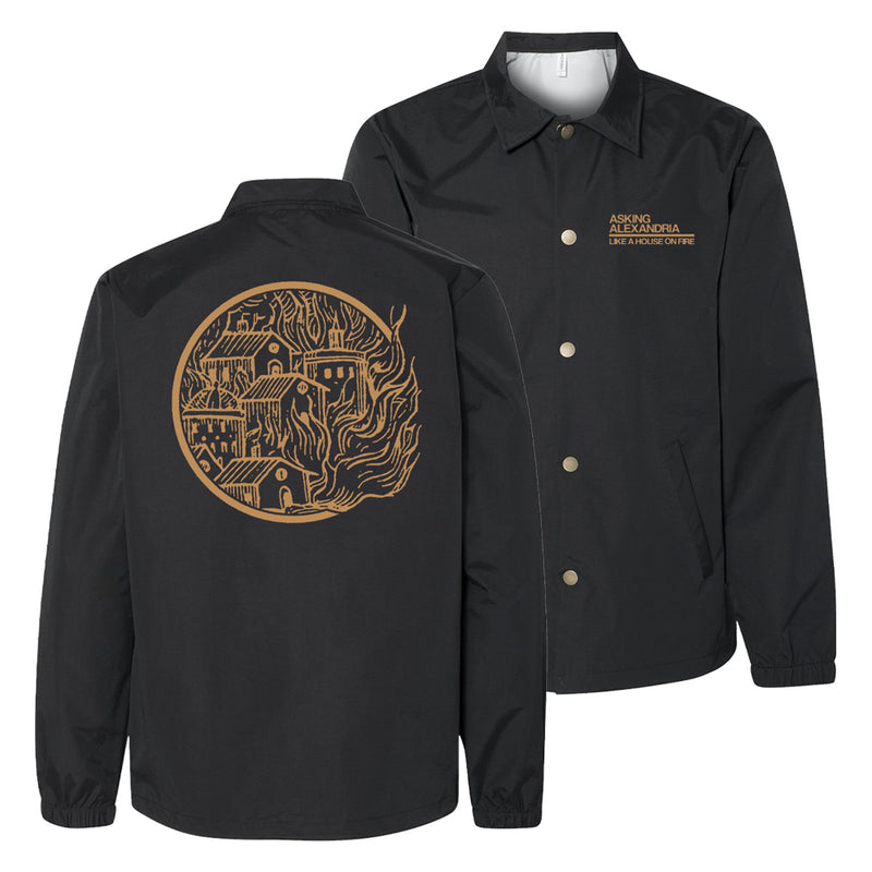 Asking Alexandria - LAHOF Coach Jacket