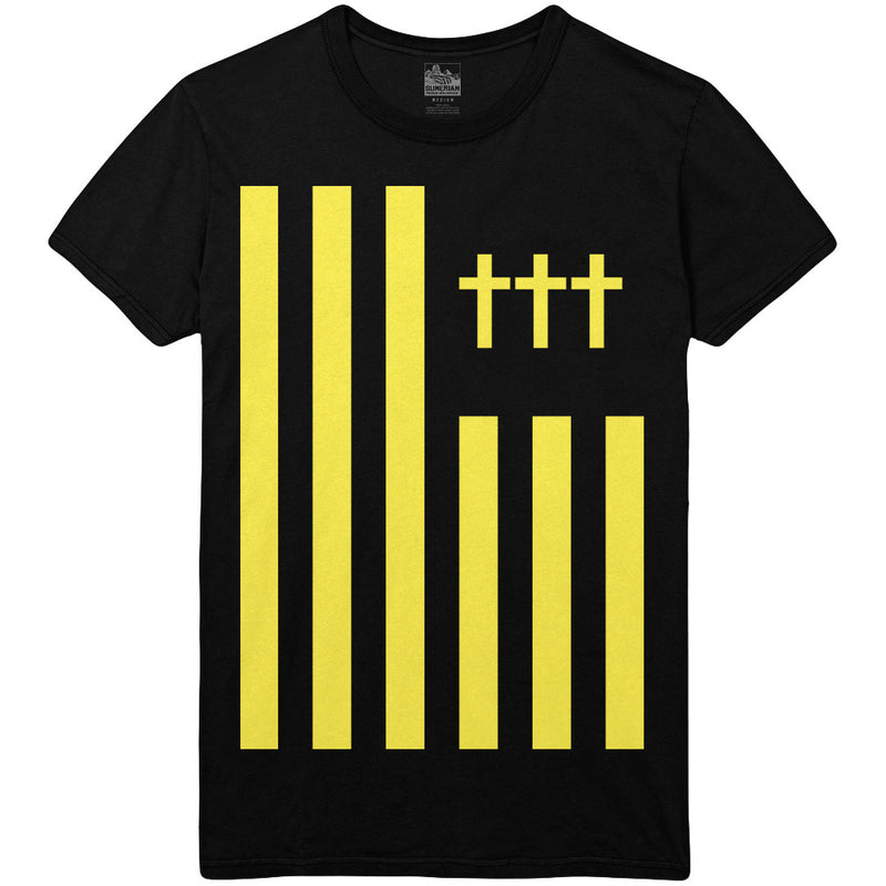 ††† - Flag Tee Yellow