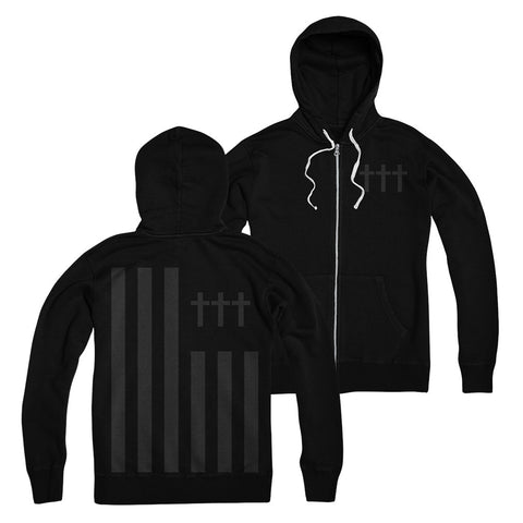 ††† - Flag Zip-Up