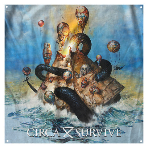 Circa Survive - Descensus Flag