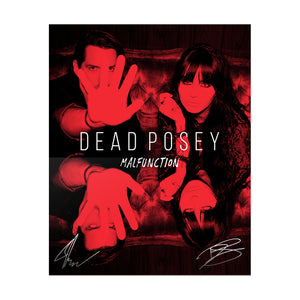 "Dead Posey - 8x10"" Signed Photo Print"