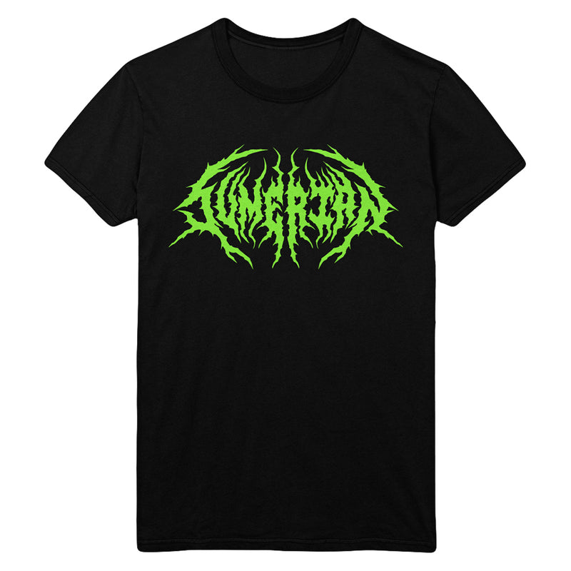 Sumerian Death Metal T-Shirt (Green/Black)