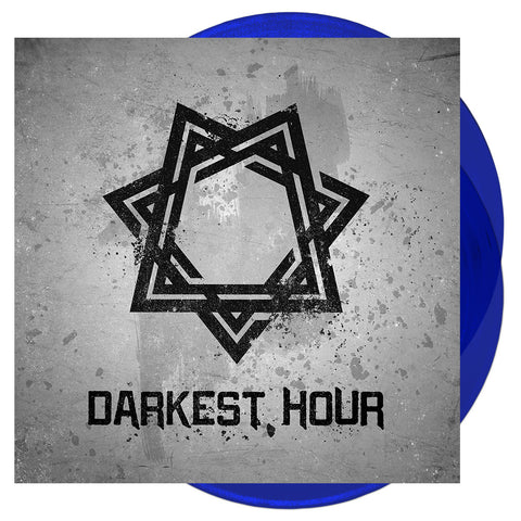 Darkest Hour - Darkest Hour 'Trans Blue' Vinyl