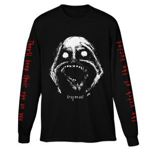 Drag Me Out - 'The Watch Of The Buried' Long Sleeve T-Shirt