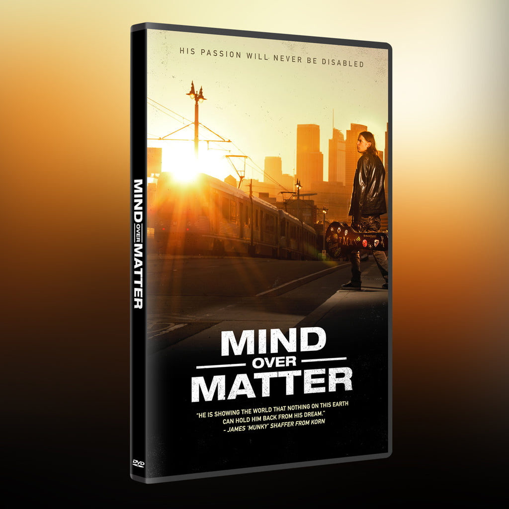 Mind Over Matter [DVD]