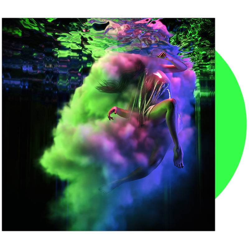 "ERRA - 'Eye of God / Millionaire' Single 7"" Neon Green Vinyl"