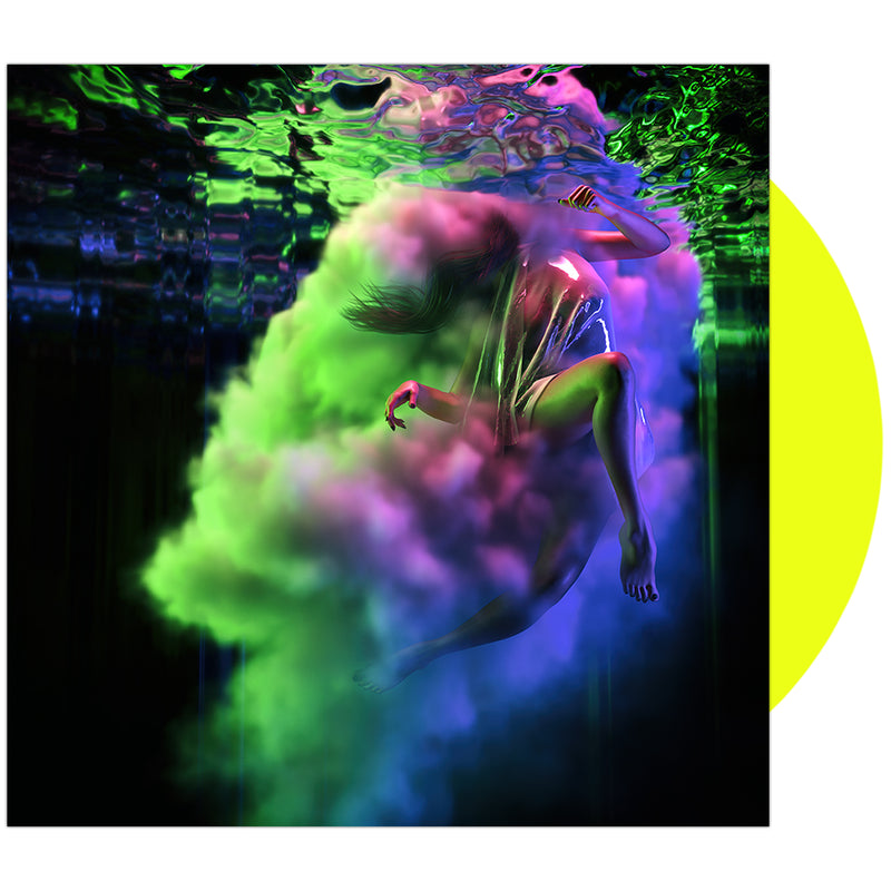 "ERRA - 'Eye of God / Millionaire' Single 7"" Neon Yellow Pre-Order Vinyl"
