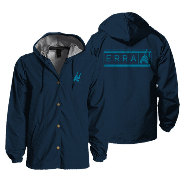 ERRA - Drift Rain Jacket (Blue)