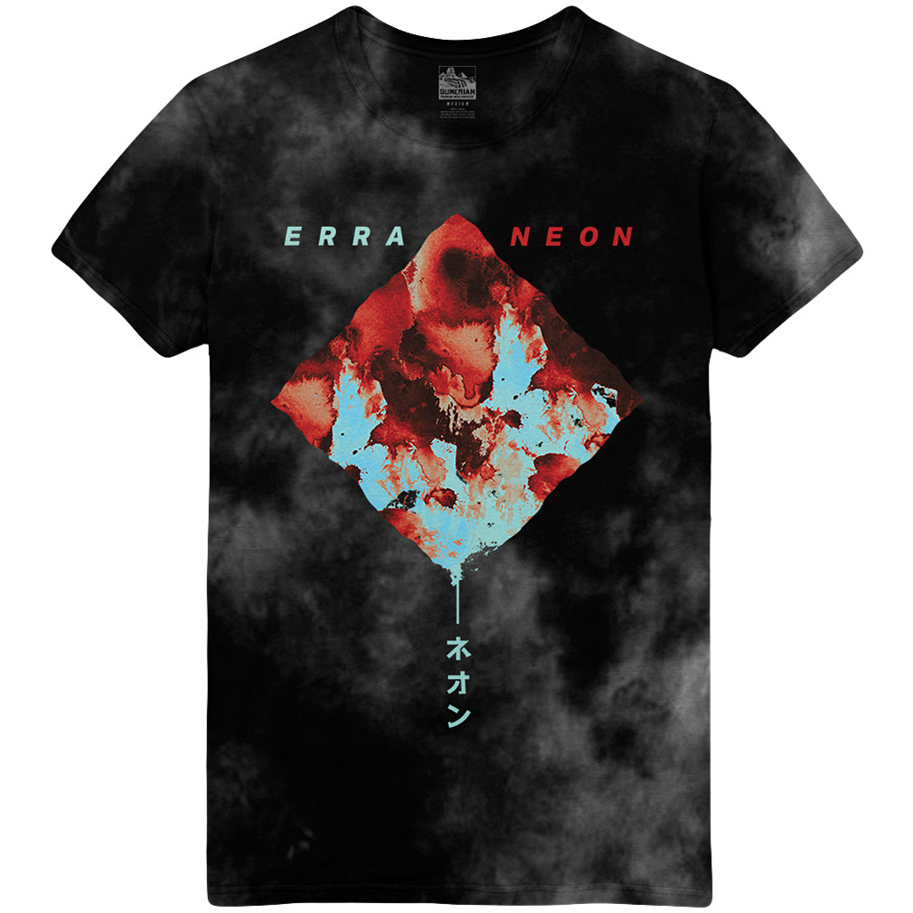 ERRA - Ghost of Nothing Smoke Dye Tee