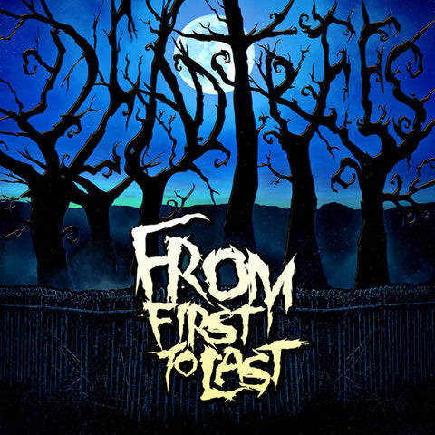 From First To Last - 'Dead Trees' CD