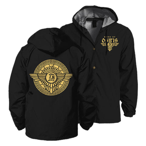 Born Of Osiris - Ancient Emblem Rain Jacket