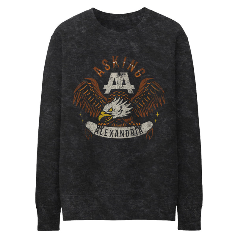 Asking Alexandria - Vintage Eagle Crewneck