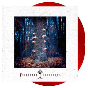 I See Stars - Treehouse 'Opaque Dark Red' Vinyl
