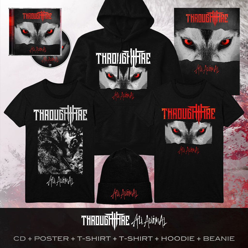 Through Fire - 'All Animal' Ultimate Pre-Order Bundle