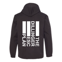 The Dillinger Escape Plan - Hooded Windbreaker