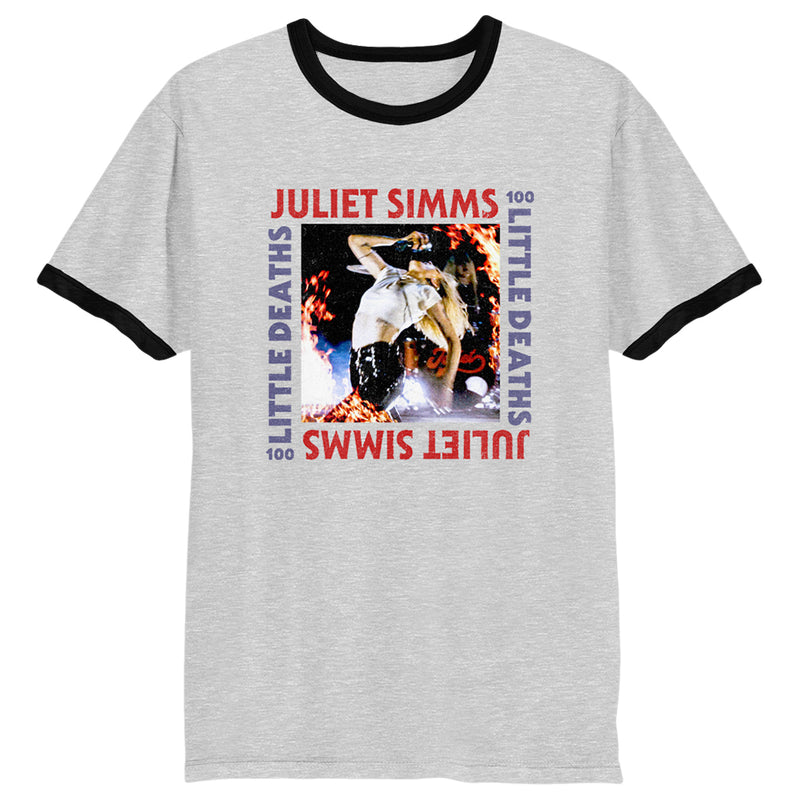 Juliet Simms - Photo Ringer Tee