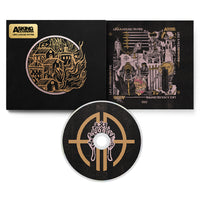 Asking Alexandria - 'Like A House On Fire' Deluxe CD Digipak