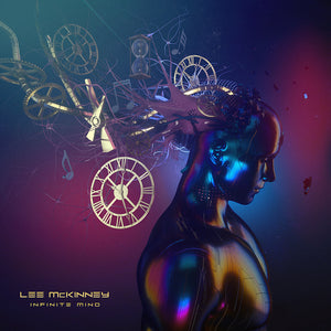 Lee McKinney - 'Infinite Mind' CD Digipak