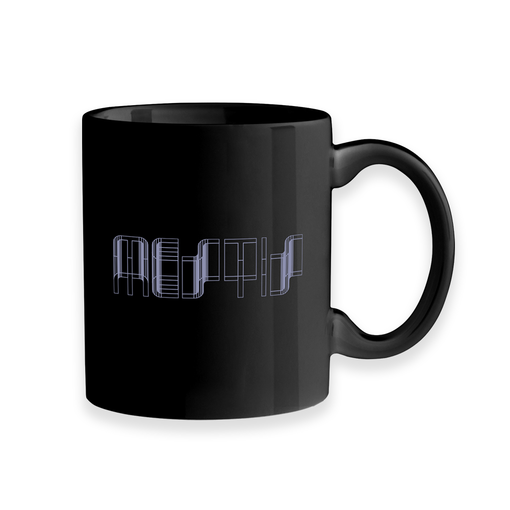 Mestis - 'En Vivo' Coffee Mug (Black)