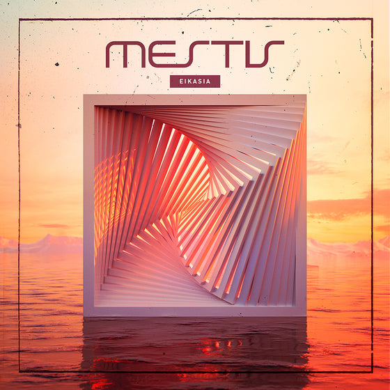 Mestis - 'Eikasia' CD Digipak