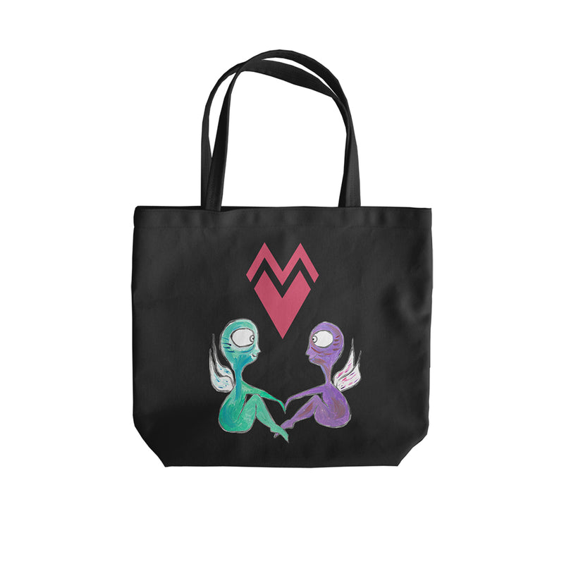 Meg Myers - Tote Bag (Black)