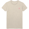 Meg Myers - Tracklisting T-Shirt (Natural)